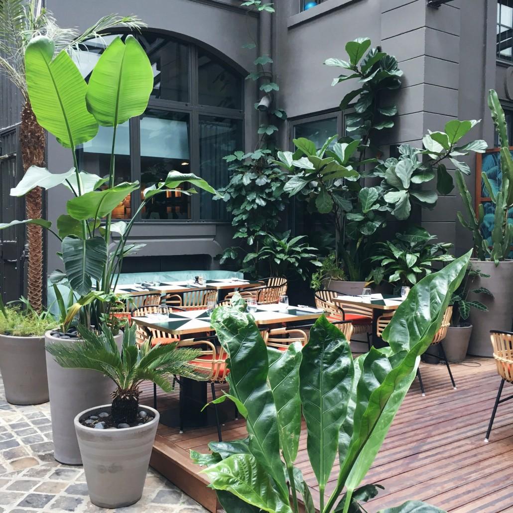 Hotspot Restaurant Sinople Parijs