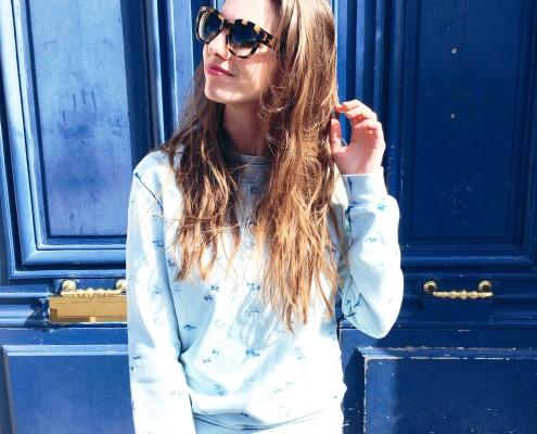 outfit Parijs Pepe Jeans