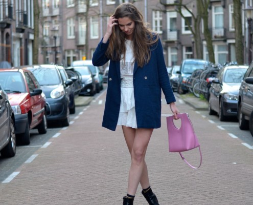 Outfit zomerjas