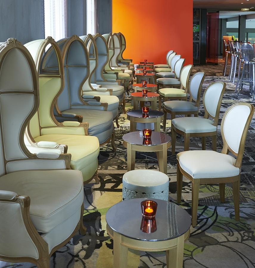 Parijs - Kong - Hotspot - Restaurant