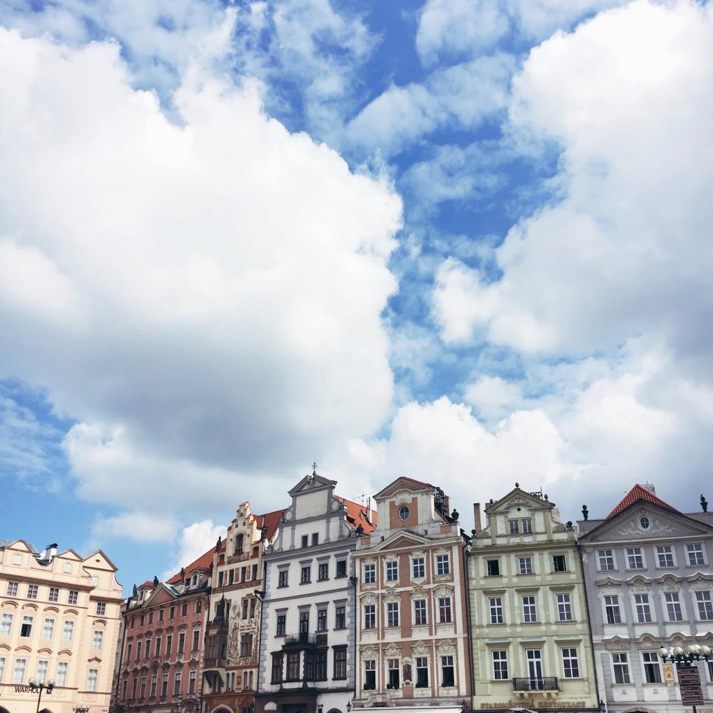 Praag hotspots