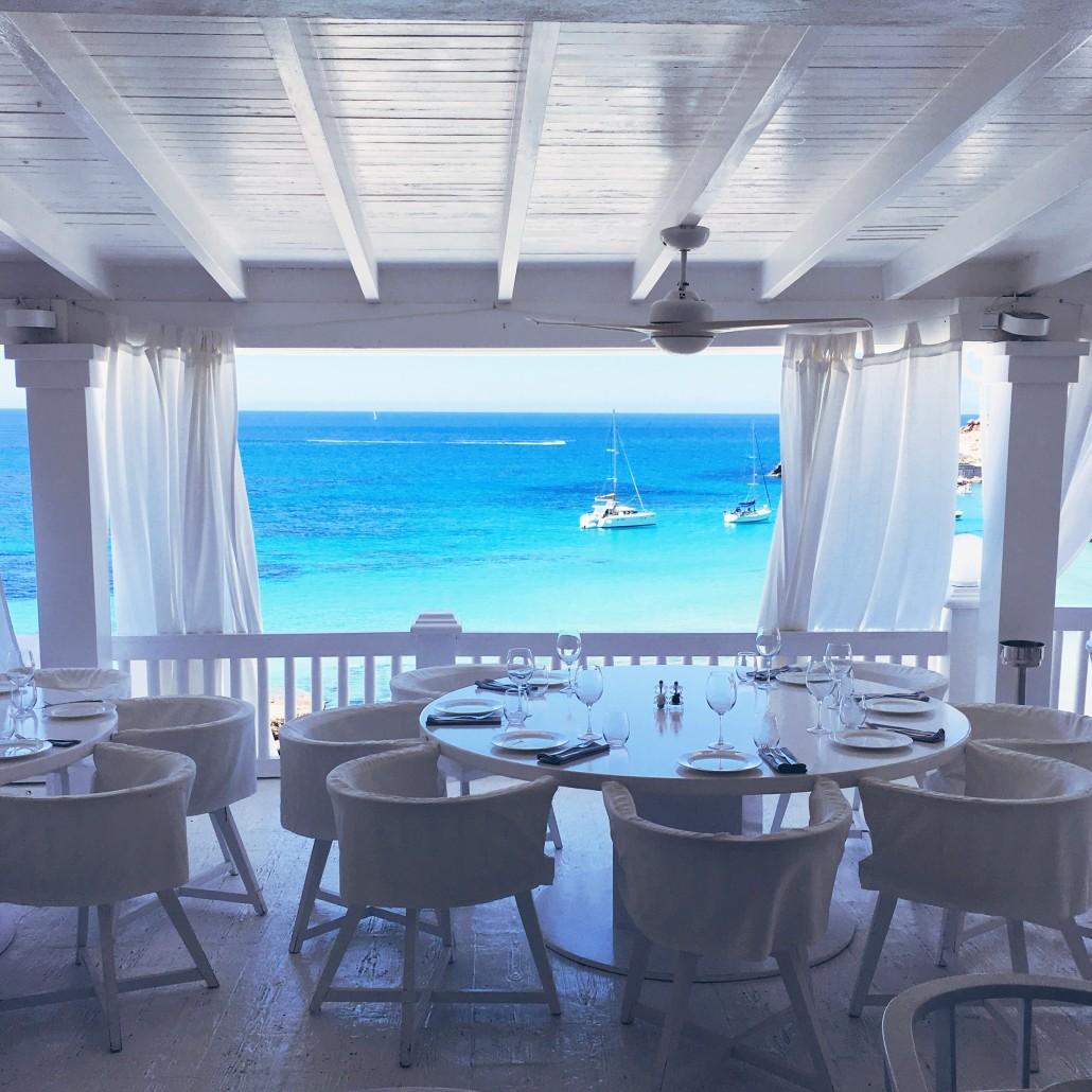 Cotton Club Ibiza strandtent