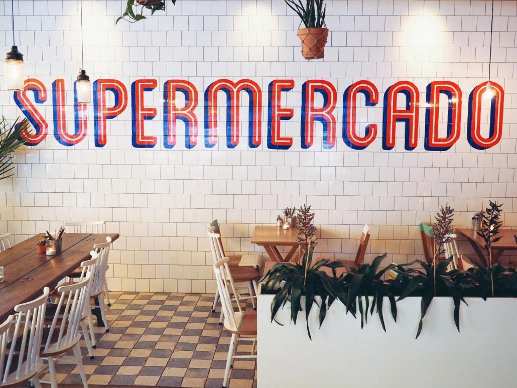 Hotspot: Supermercado Rotterdam