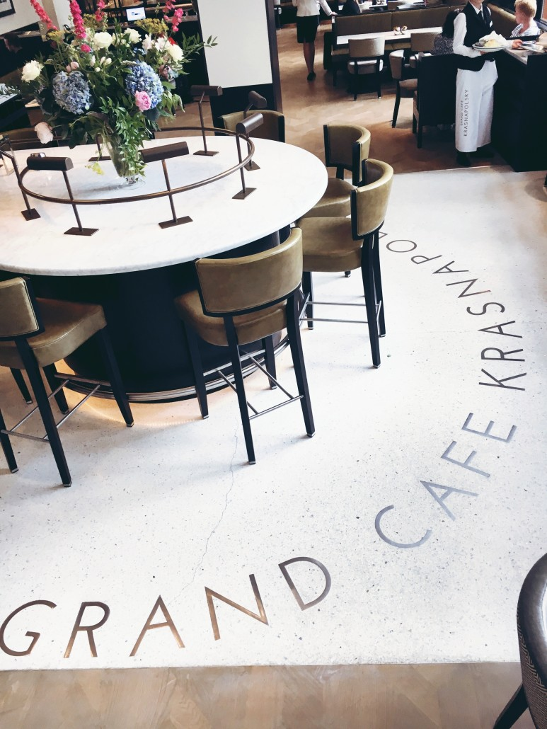 Hotspot: Grand Cafe Krasnapolsky