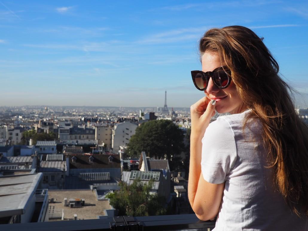 Travel: Paris - Le Terasse