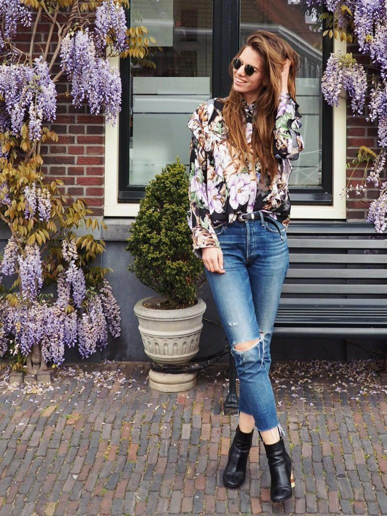 Outfit: Purple Rain