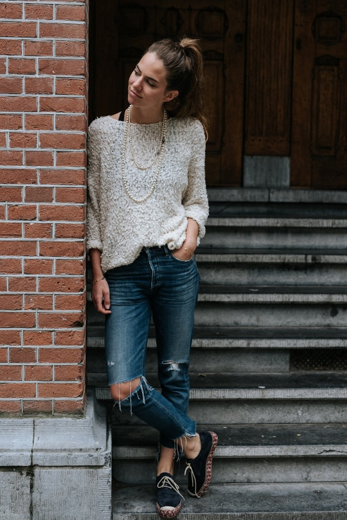 Outfit: American Vintage