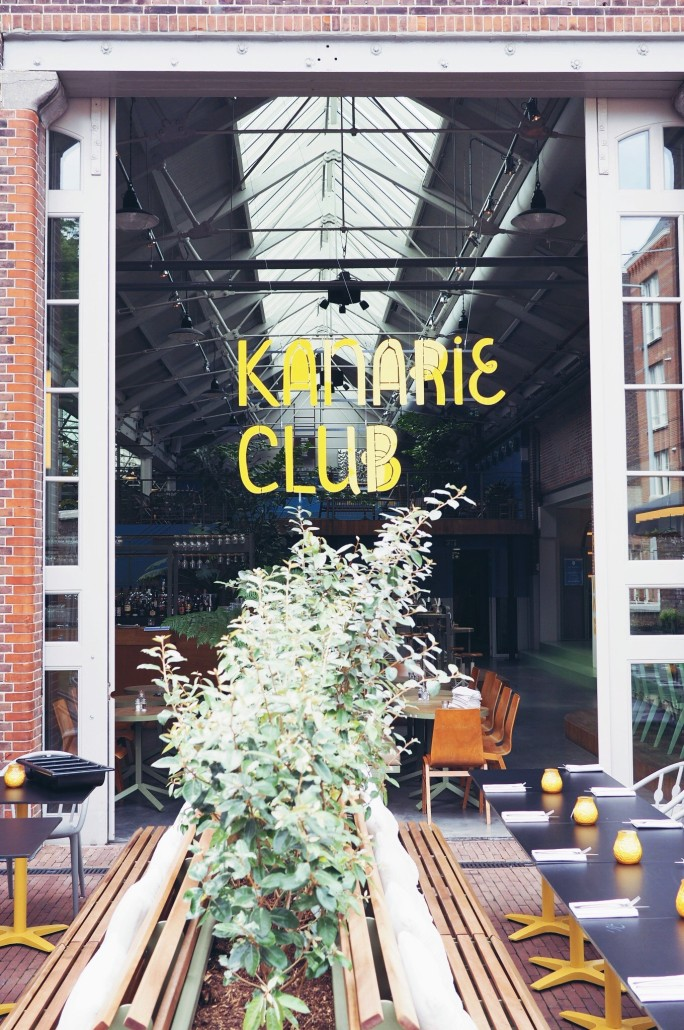 Hotspot: Kanarie Club