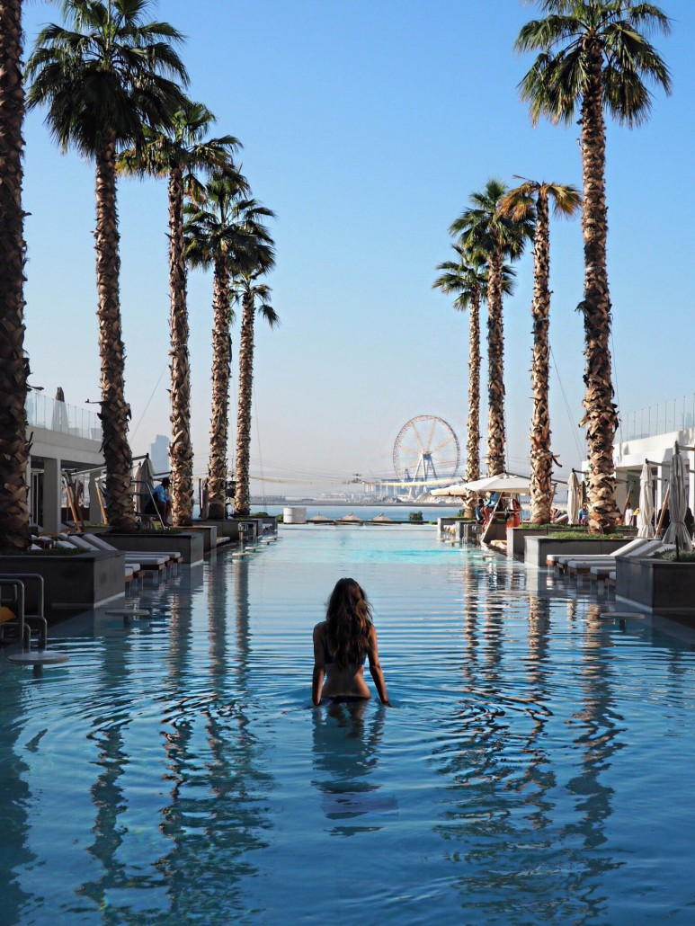 Dubai - Five Palm Hotel