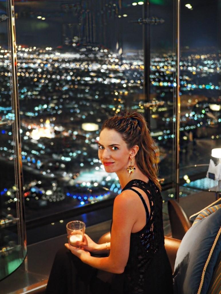 High Tea Burj Al Arab