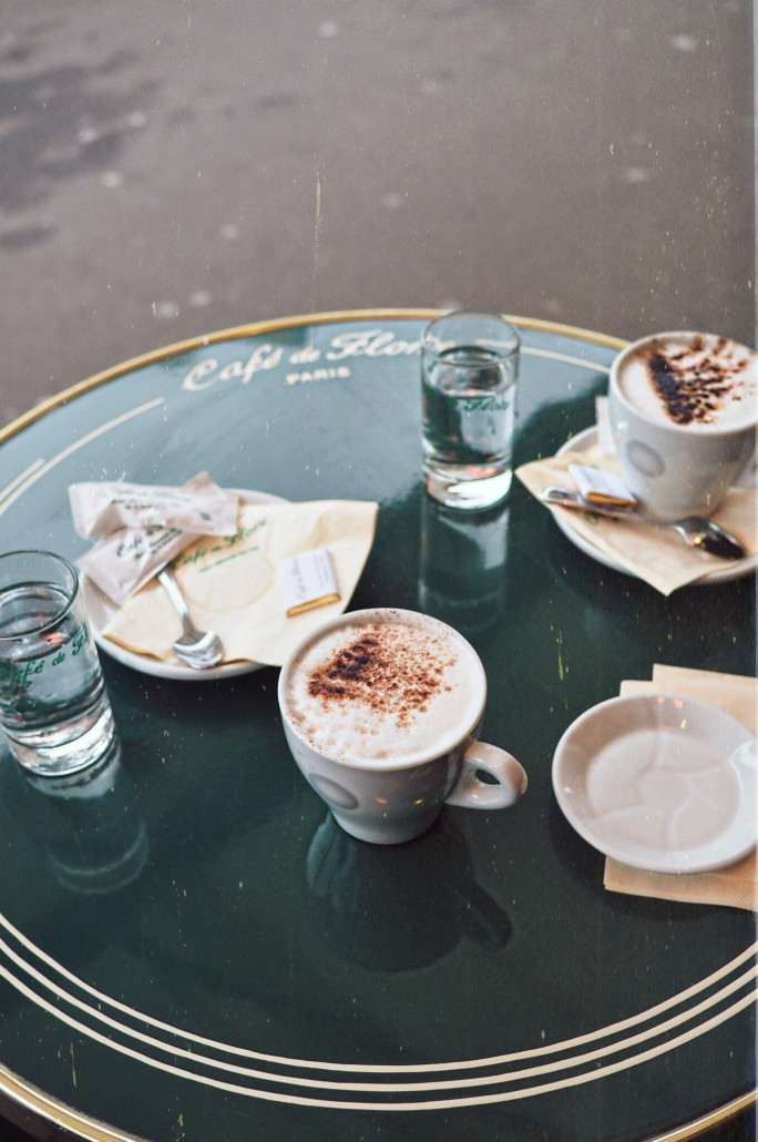 Cafe de Flore Parijs