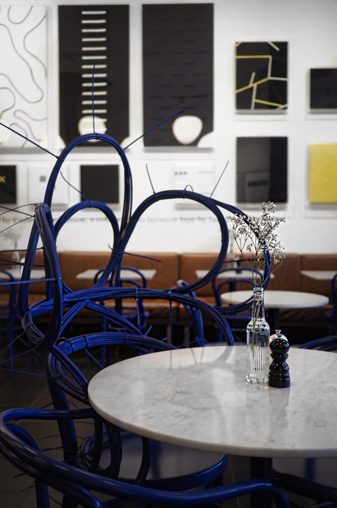 Lunch New Werktheater Amsterdam