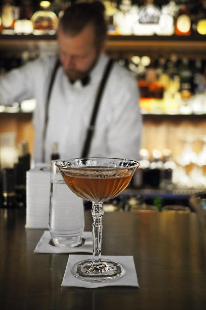 Pullitzer's Bar Amsterdam