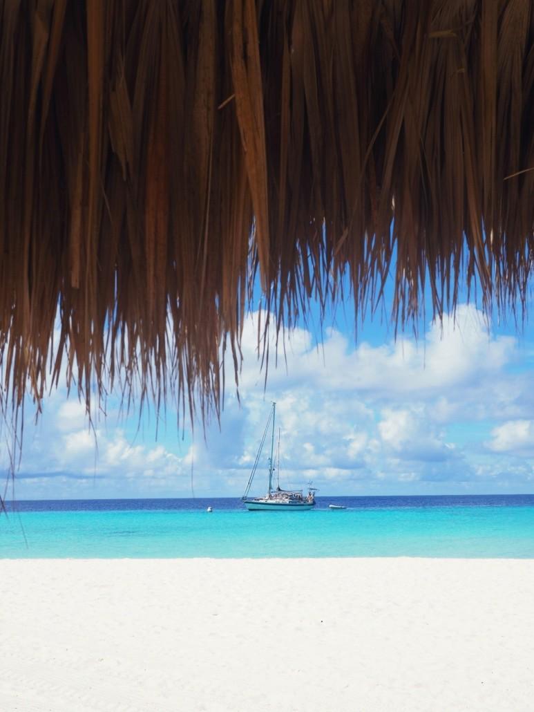 Klein Curacao - Boattrip