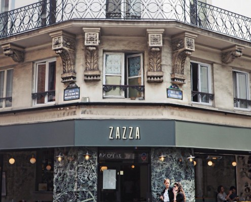Zazza Paris