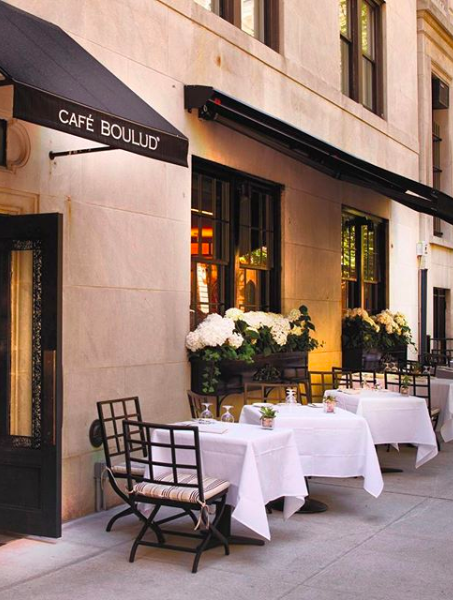Cafe Boulud New York