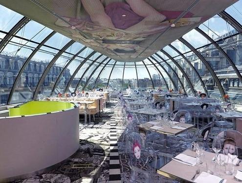Travel - Parijs - Hotspot - Kong