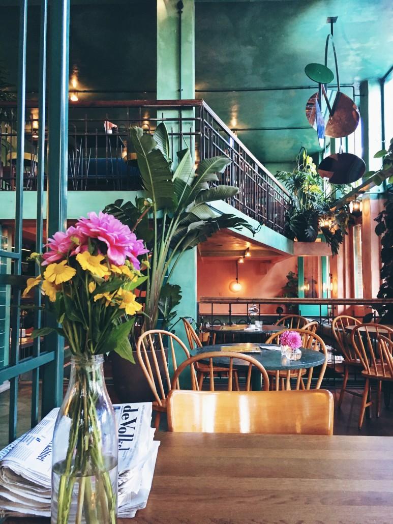 Hotspot: Bar Botanique - Amsterdam Oost