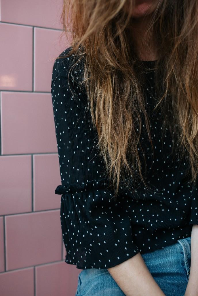 Stippen shirt