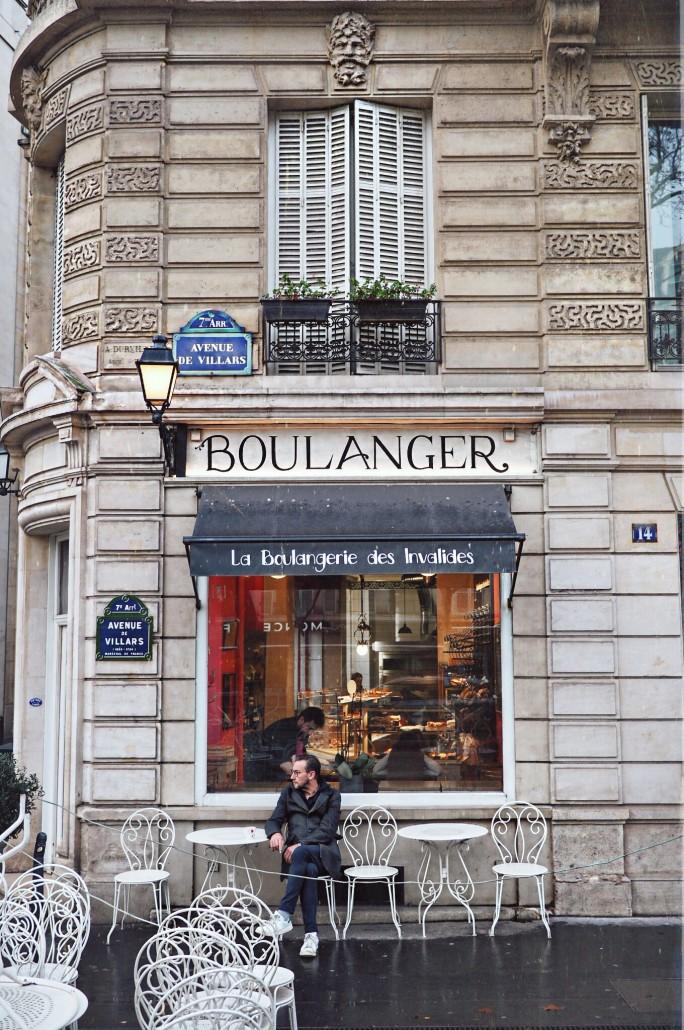 La boulangerie des Invalides Parijs