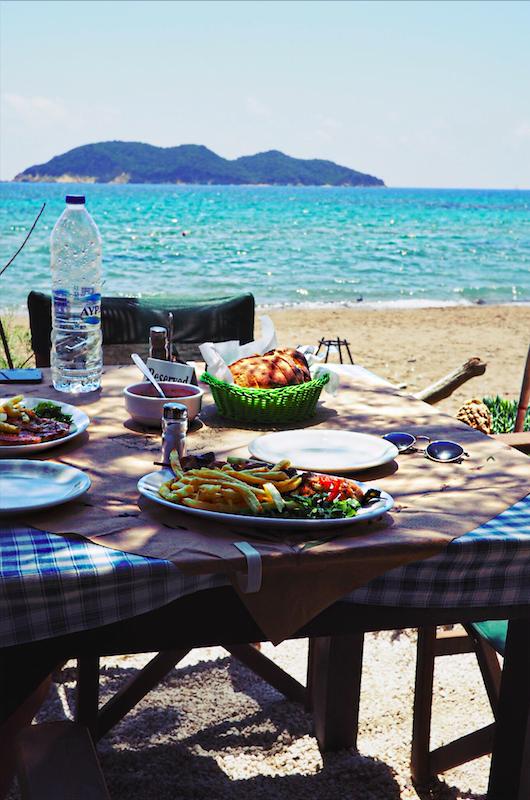 Dafi Beach - Zakynthos