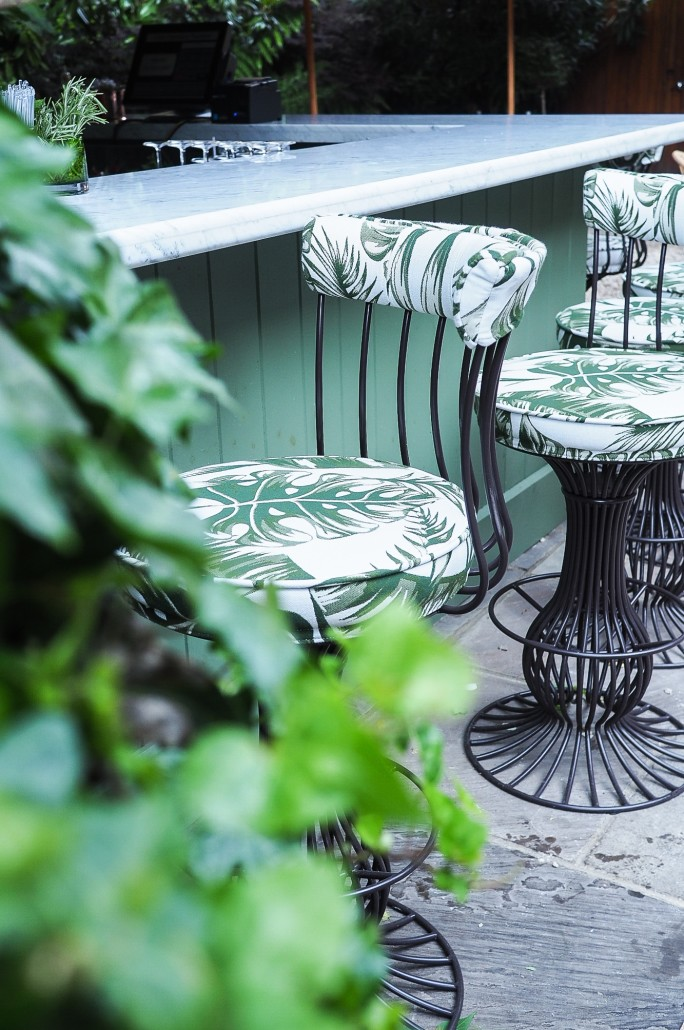Ivy Chelsea Garden London
