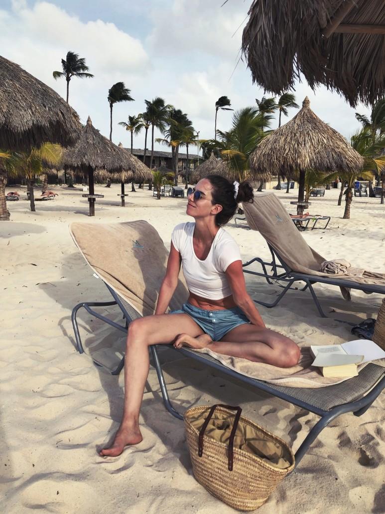 Op reis naar Aruba