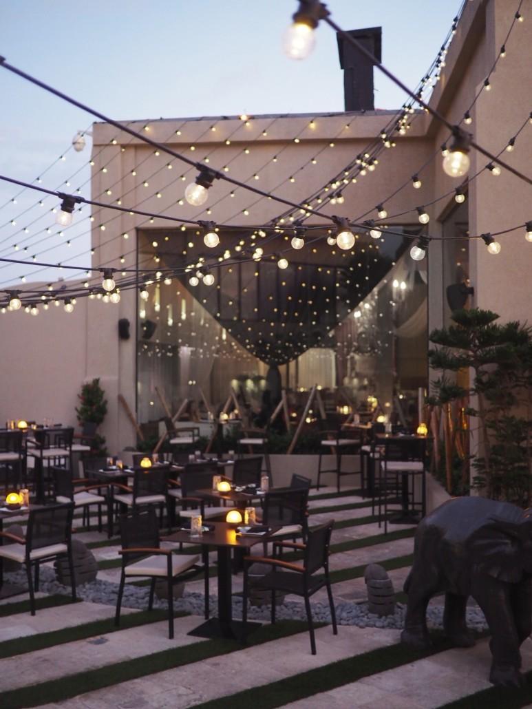 Azia Lounge Aruba
