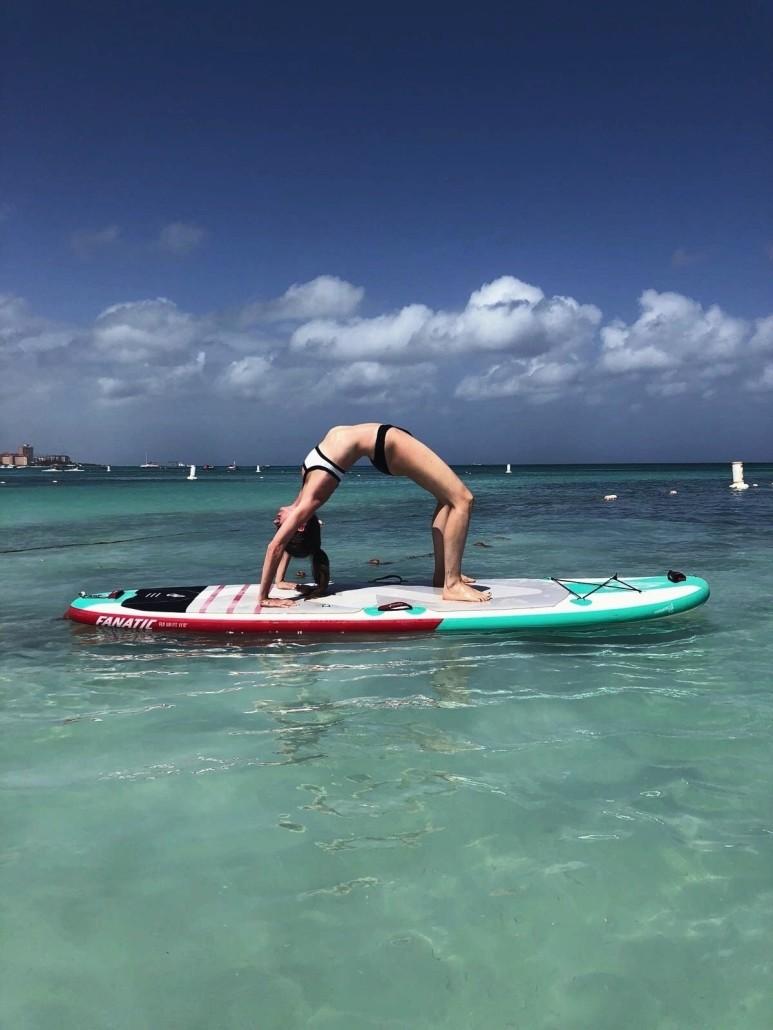 SUP vela Aruba